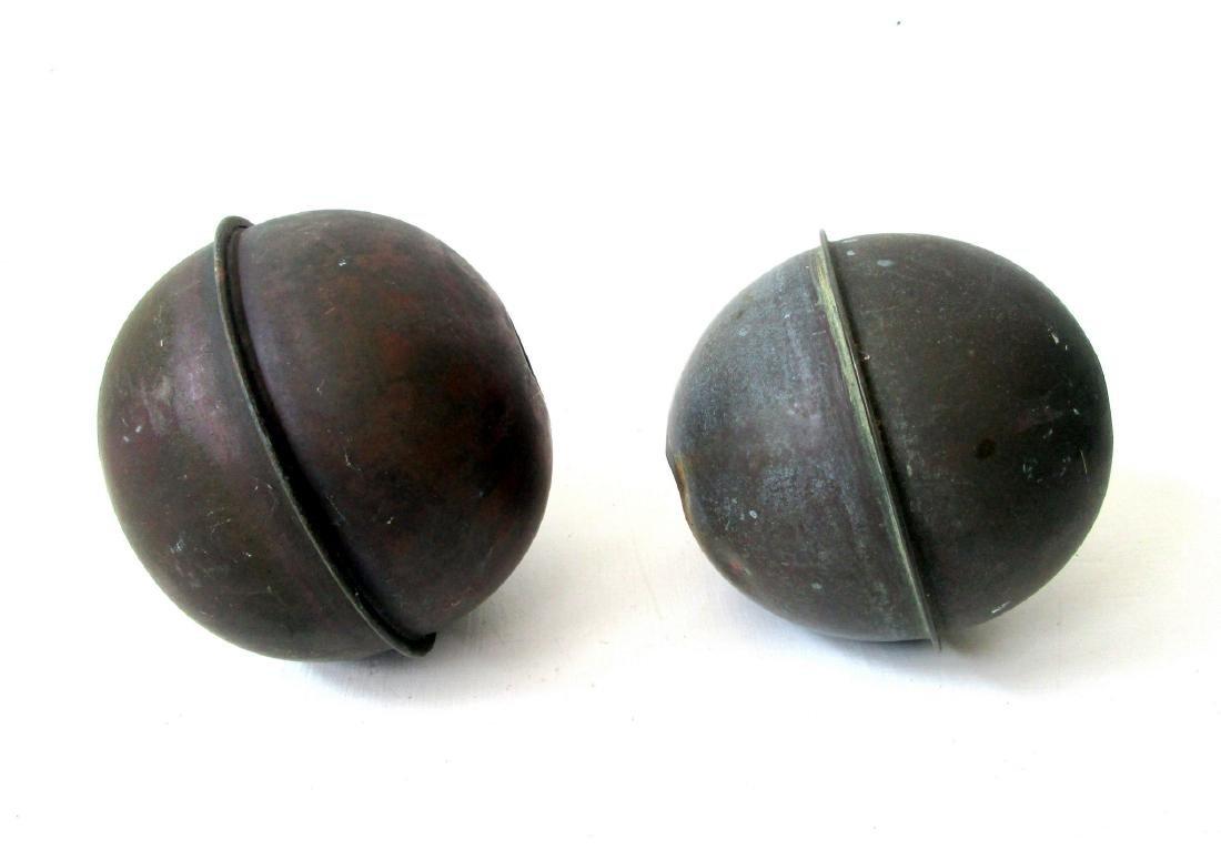 Vintage Weathervane Balls - 5