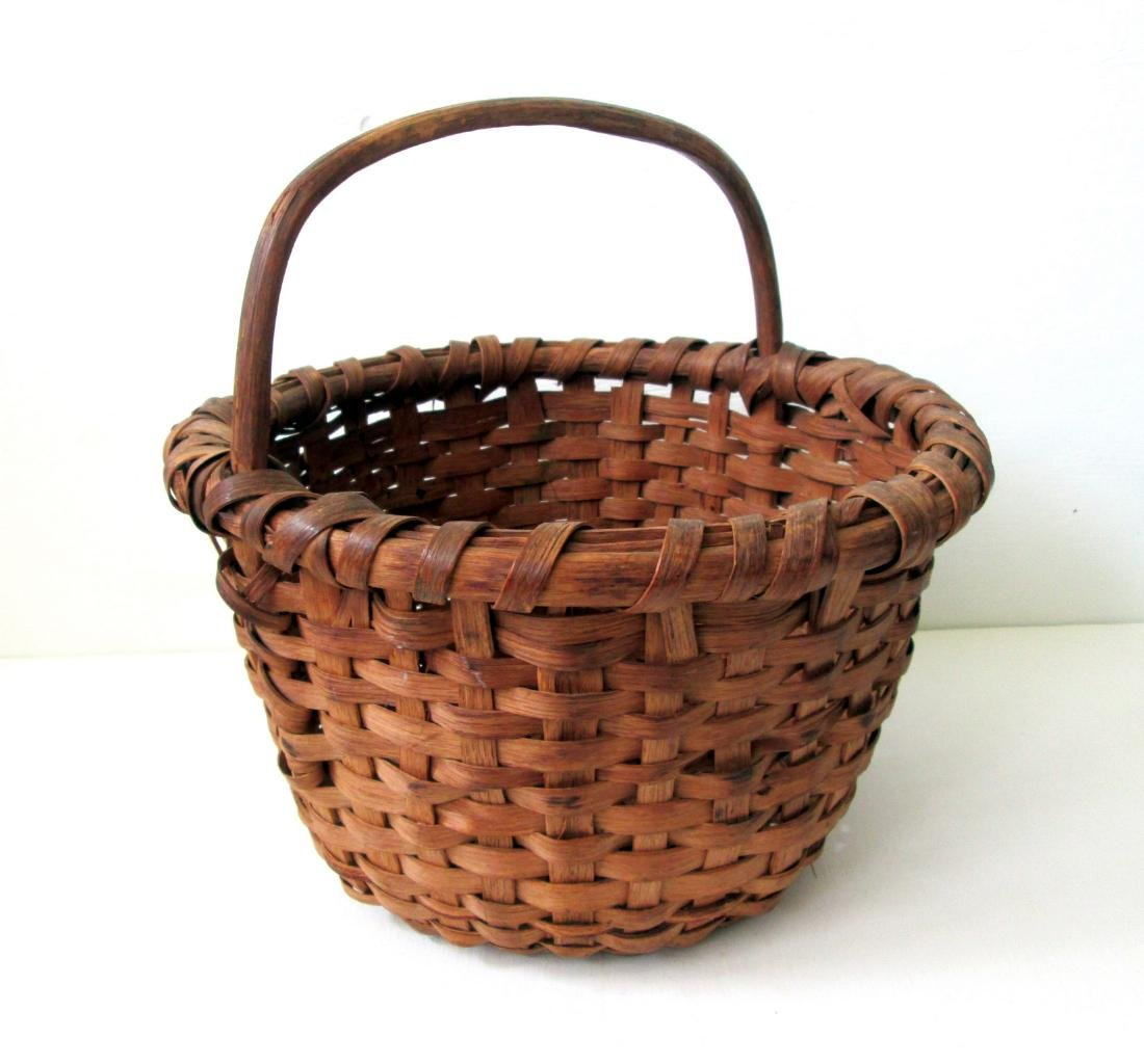 Early Gathering Basket
