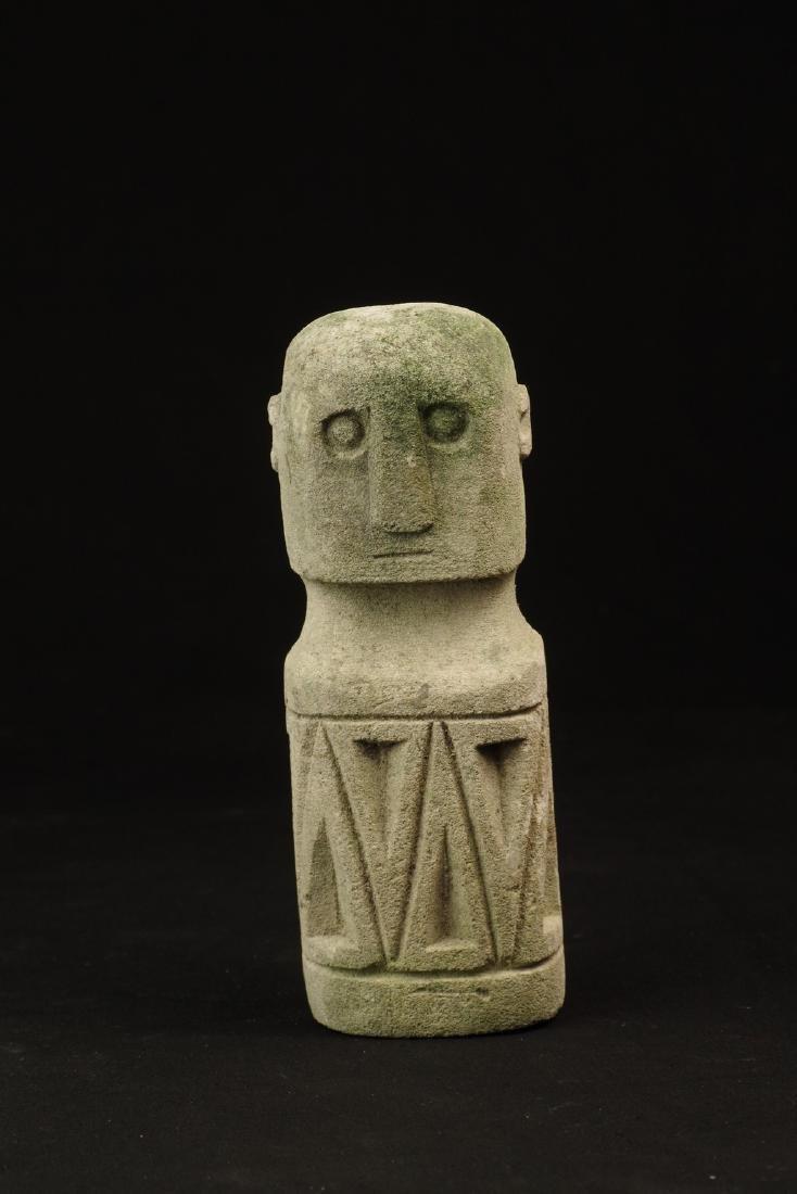 small Sumba figure