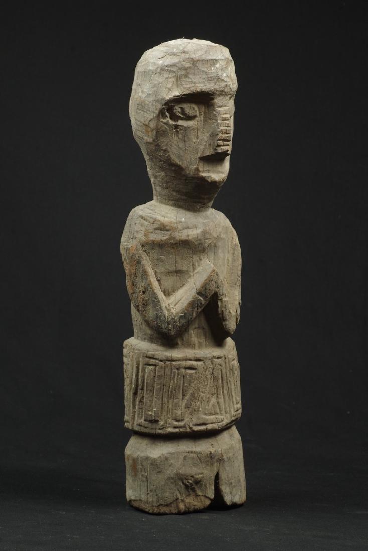 Old massive ancestor figure - 2