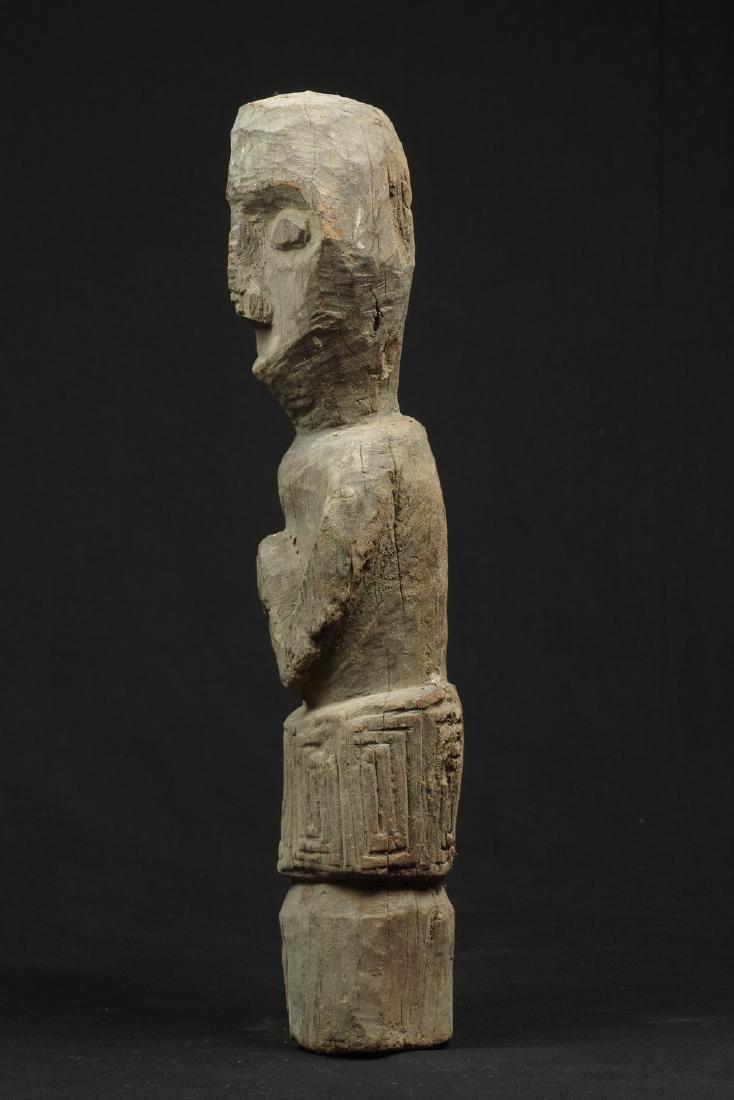 Old massive ancestor figure - 5