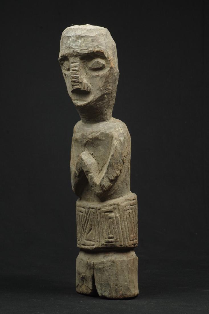 Old massive ancestor figure - 6