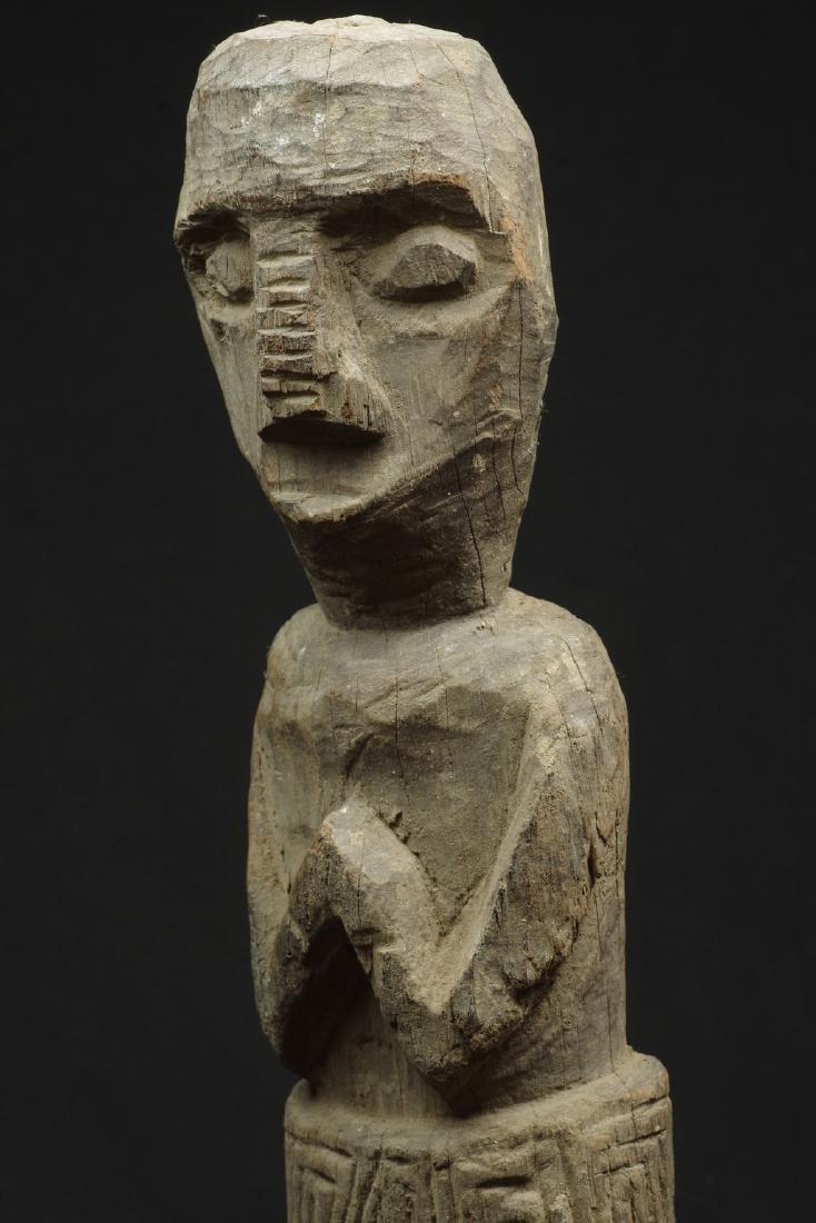 Old massive ancestor figure - 7