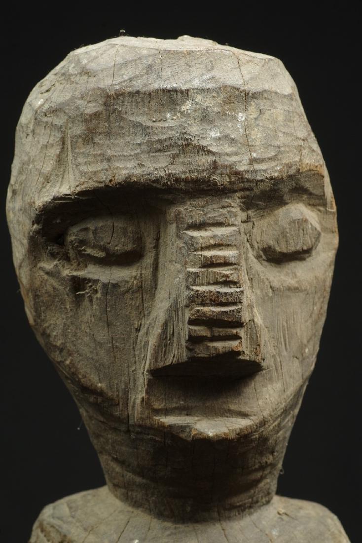 Old massive ancestor figure - 8