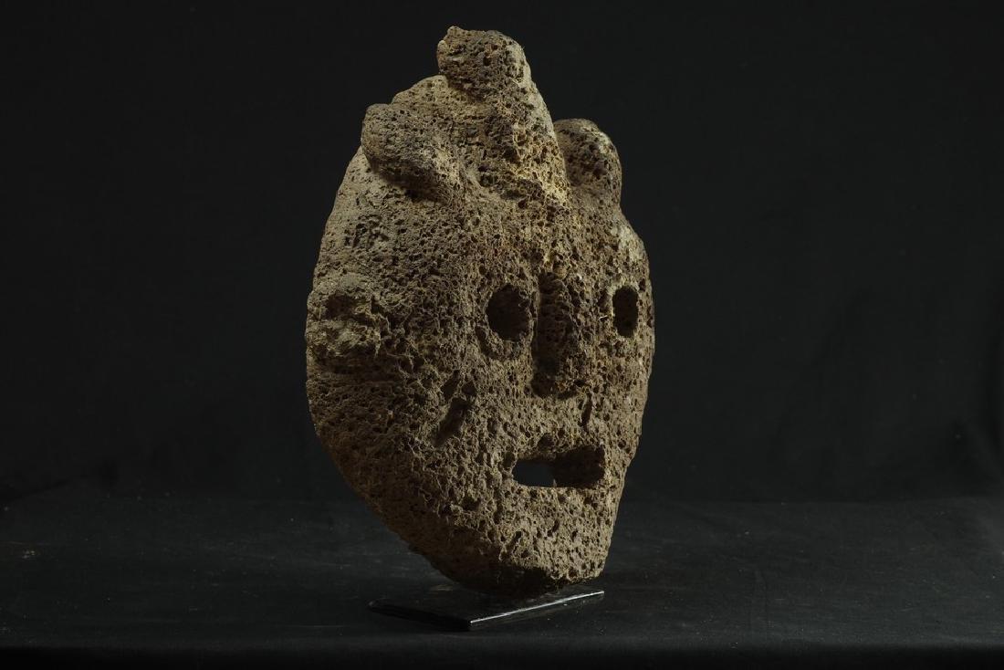Massive Stone Mask with Ridge - 2