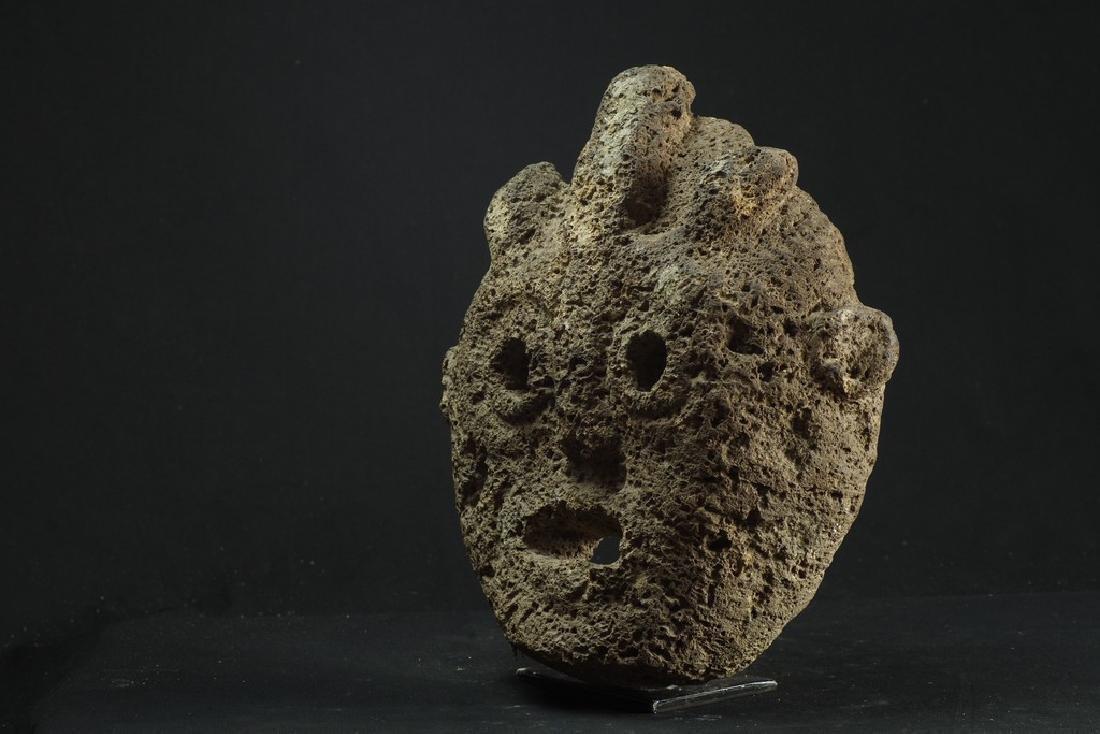 Massive Stone Mask with Ridge - 3