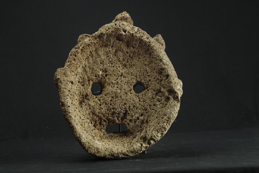 Massive Stone Mask with Ridge - 4