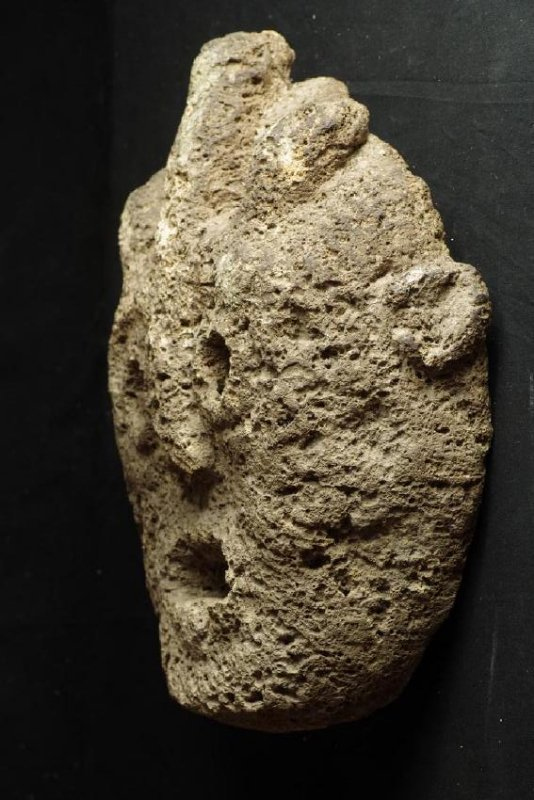 Massive Stone Mask with Ridge - 7