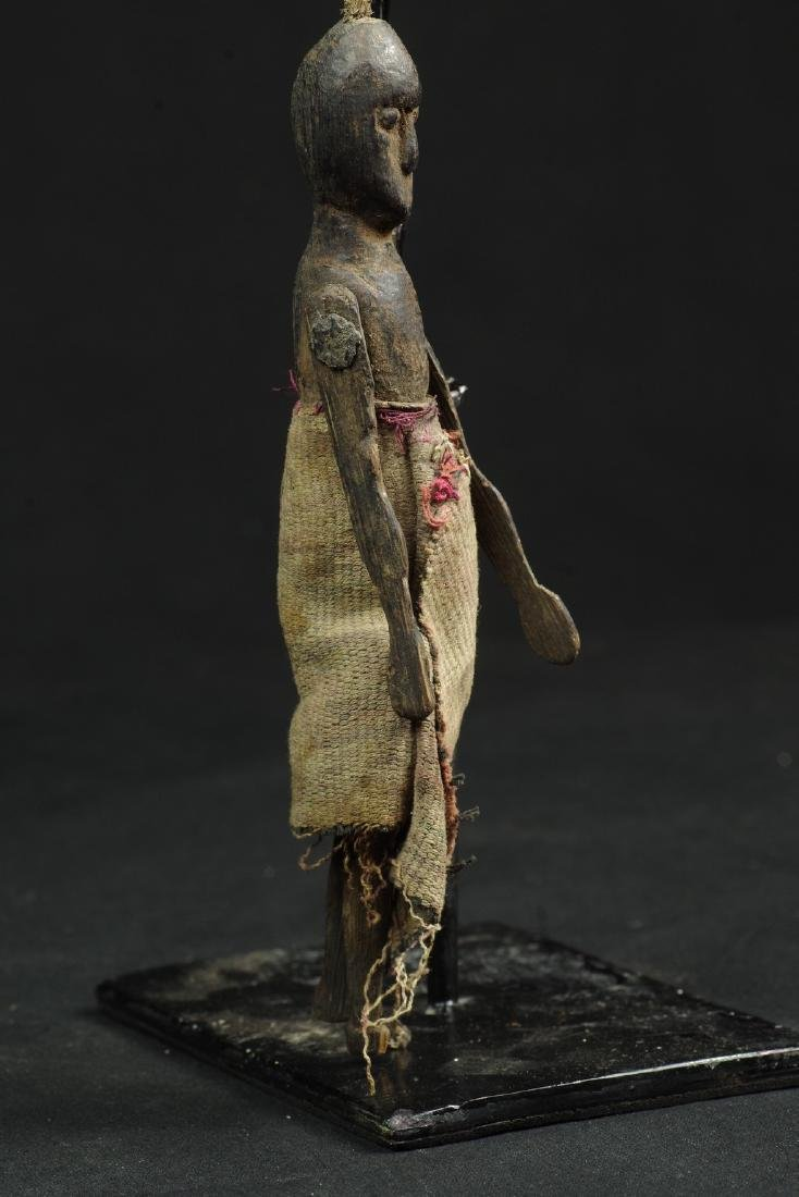 Timor puppet