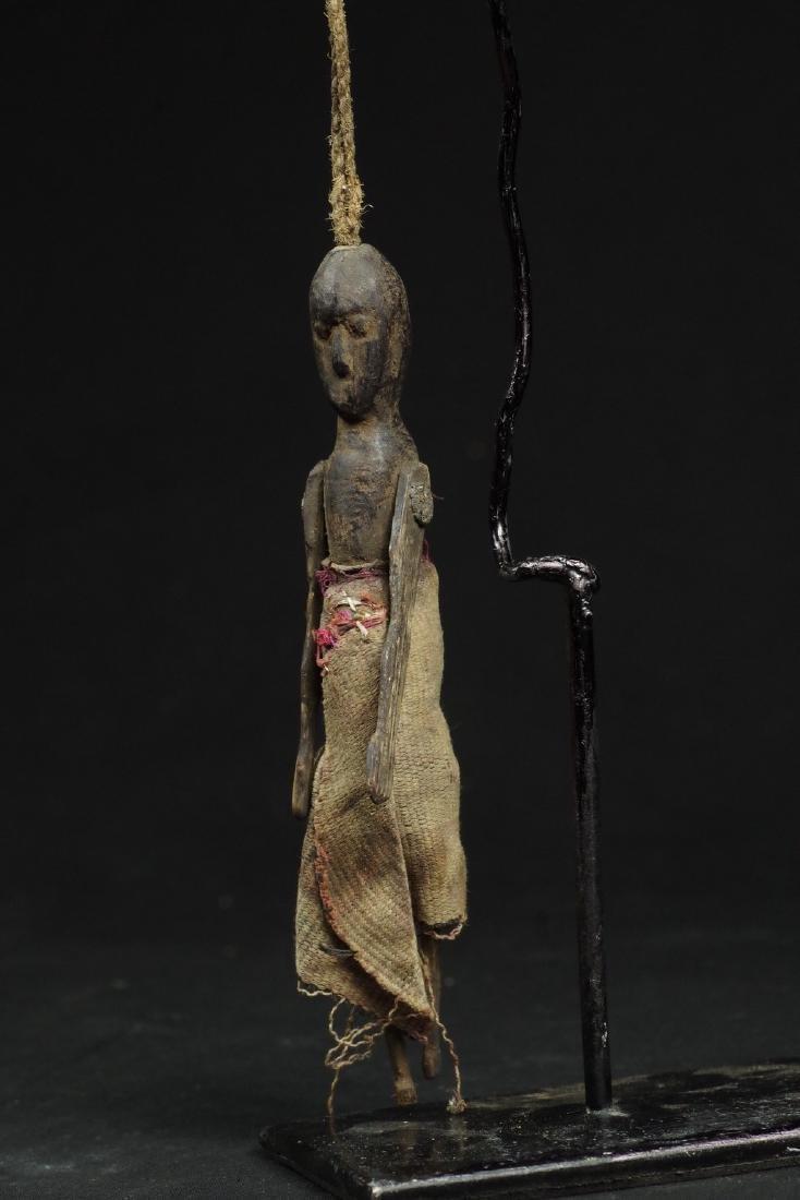 Timor puppet - 3