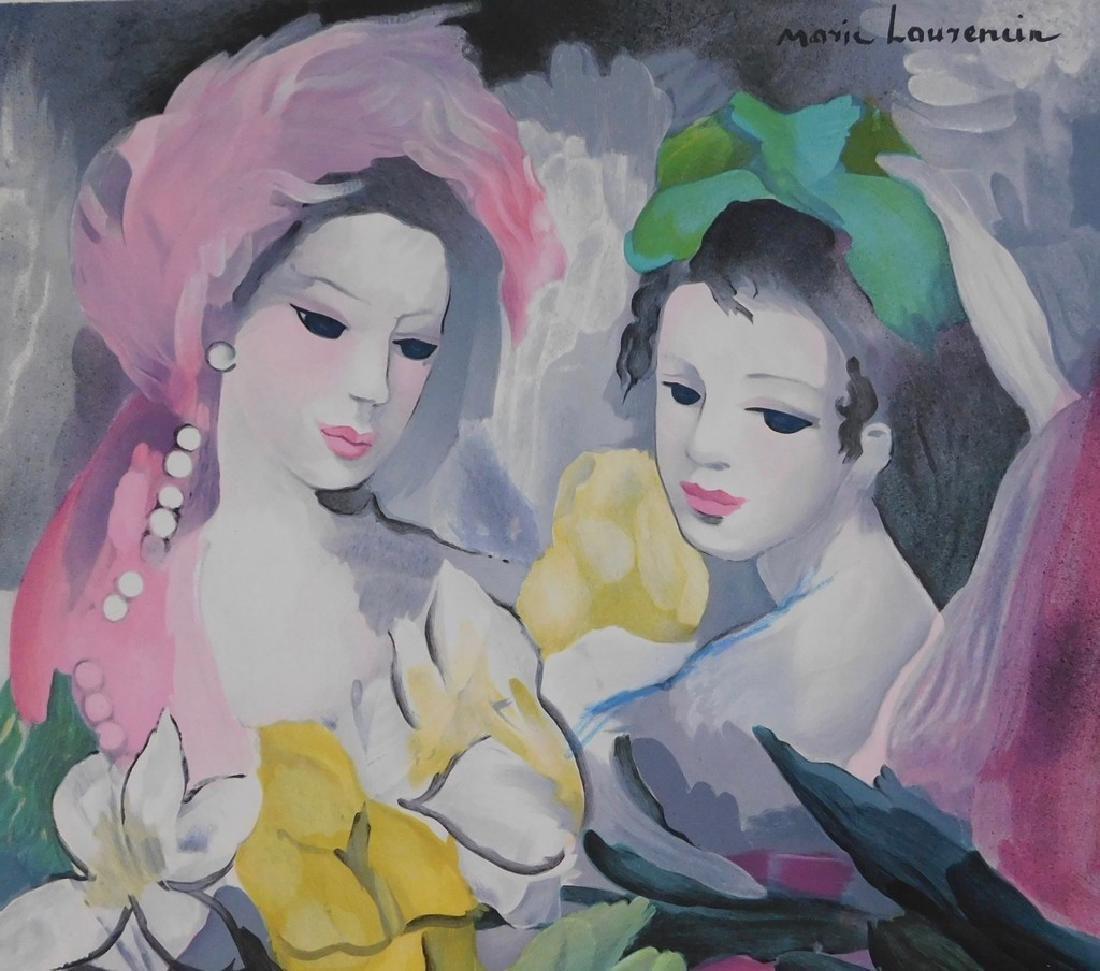 Marie Laurencin - Les Filles - 2