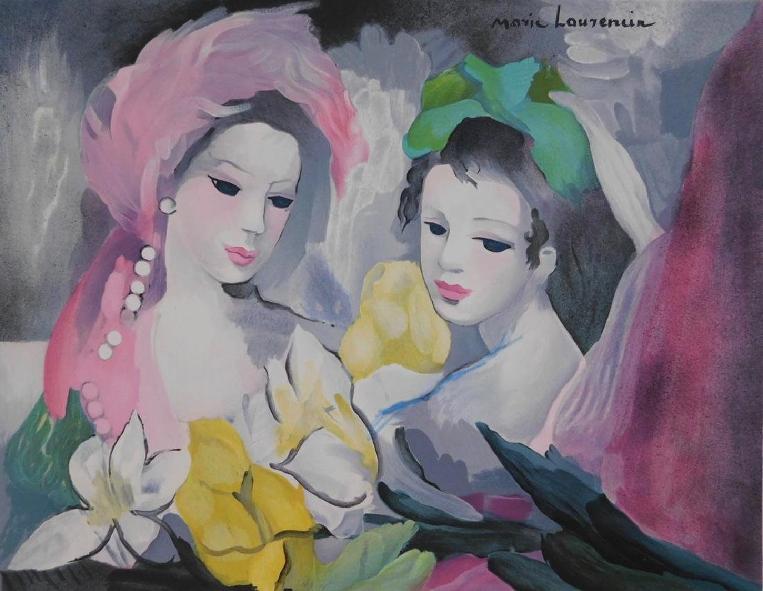 Marie Laurencin - Les Filles - 8