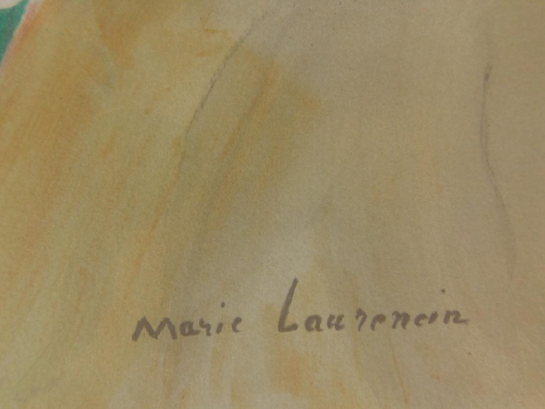 Marie Laurencin - Les Filles avec les Fleurs - 5