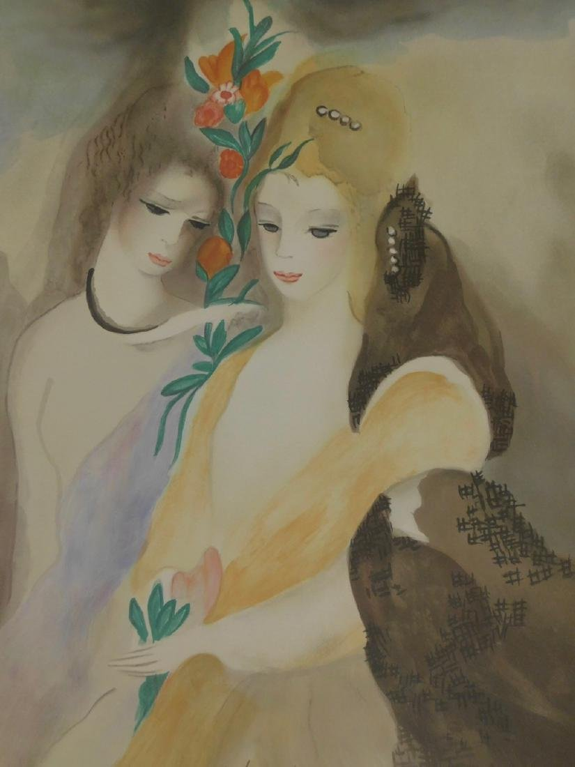 Marie Laurencin - Les Filles avec les Fleurs - 7