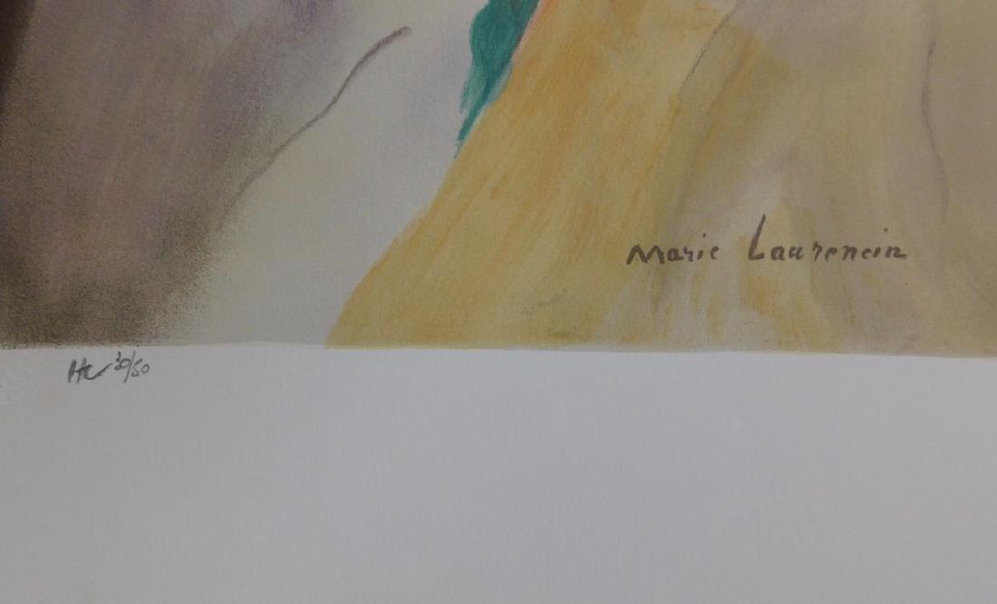 Marie Laurencin - Les Filles avec les Fleurs - 8