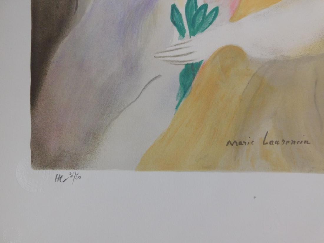 Marie Laurencin - Les Filles avec les Fleurs - 9