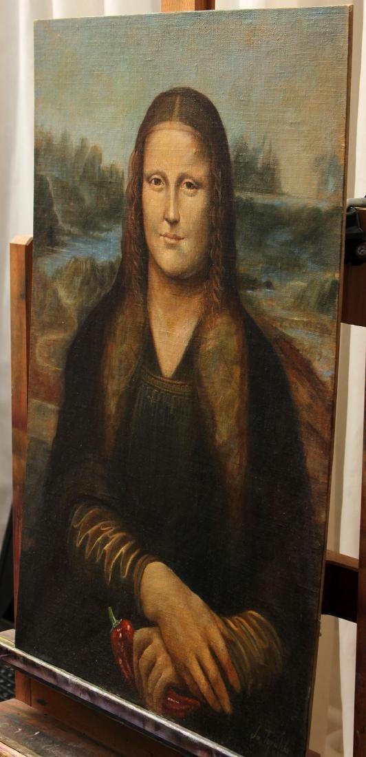 Darko Topalski Painting I'm happy and I know it - 2