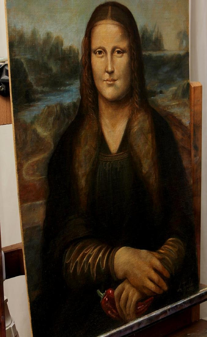 Darko Topalski Painting I'm happy and I know it - 3