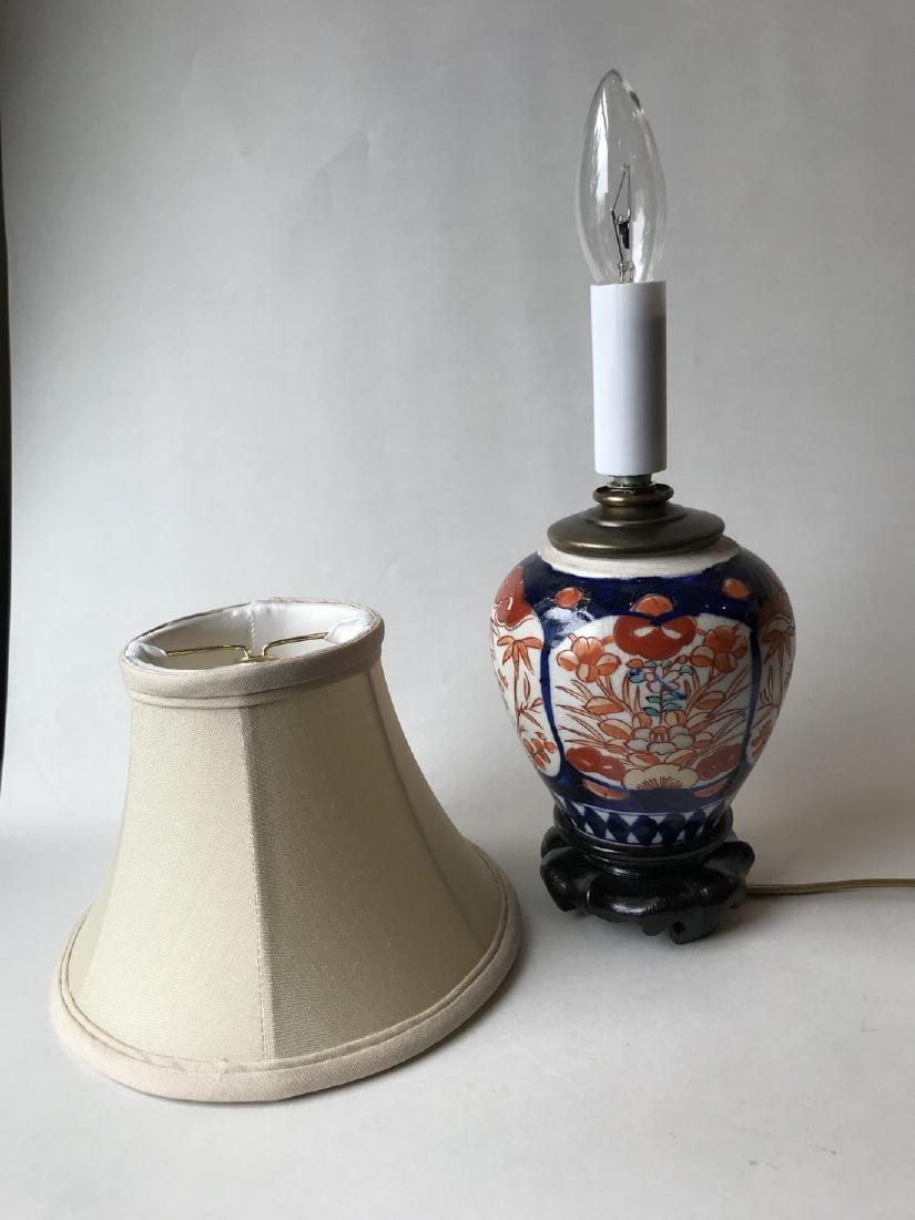 Imari lamp - 3