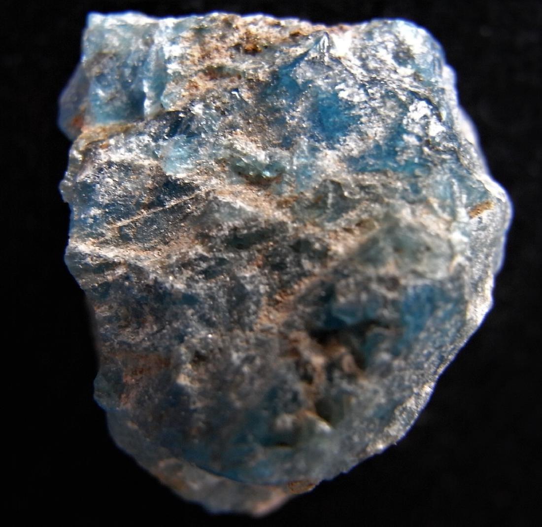 Blue-green Apatite - 6
