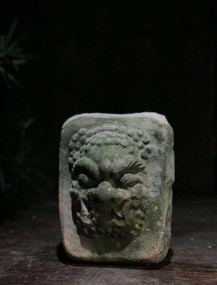 Stone carving artwork - 2