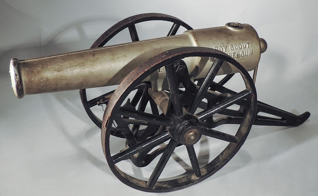 Boy Scouts Toy Cannon - 2