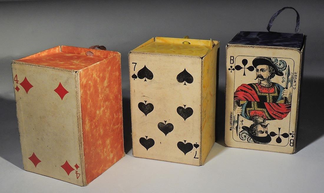 Magician's Magic Trick Card Game