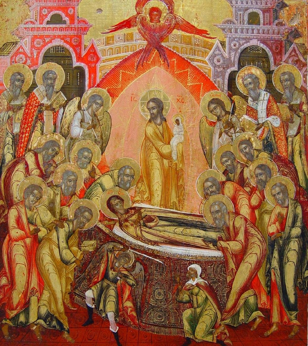 Dormition of the Mother of God - 2