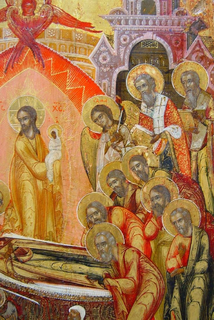 Dormition of the Mother of God - 3