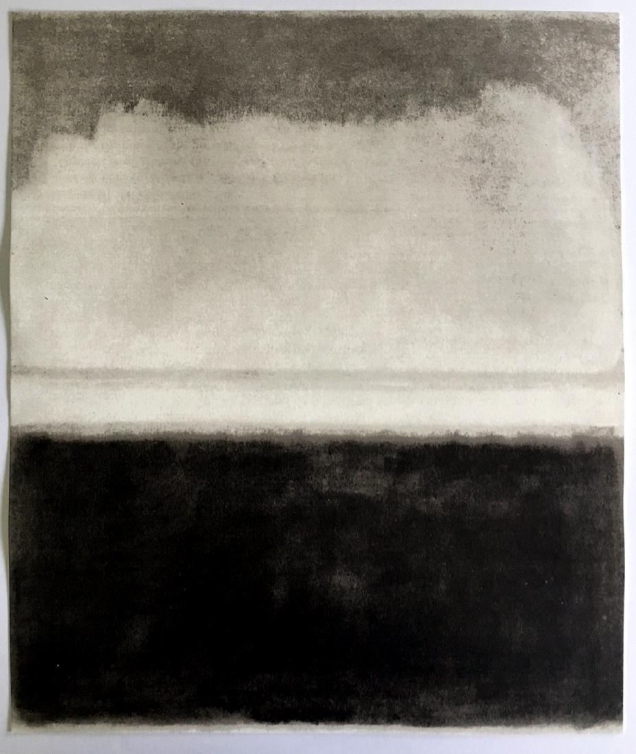 Ugo Rondinone Print Untitled 2013