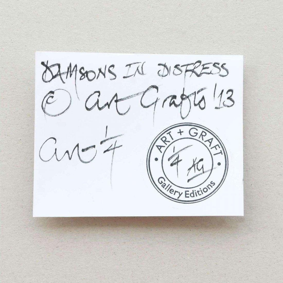 ART GRAFTS Print Damsons in Distress - 3