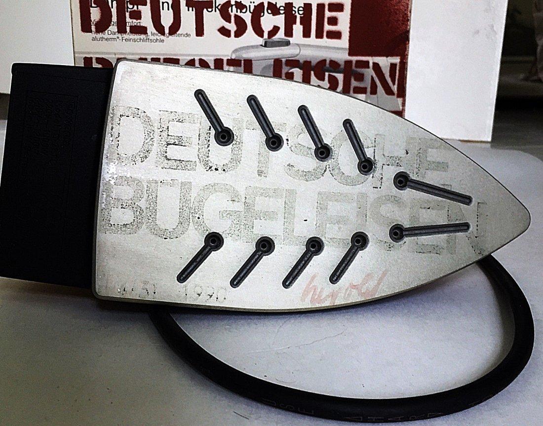 Georg Herold Deutche Buegeleisen 1990 - 2