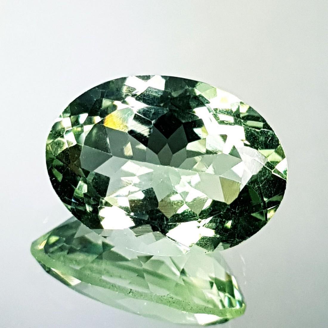 Lovely Gem Natural Green Amethyst - 10.81 ct