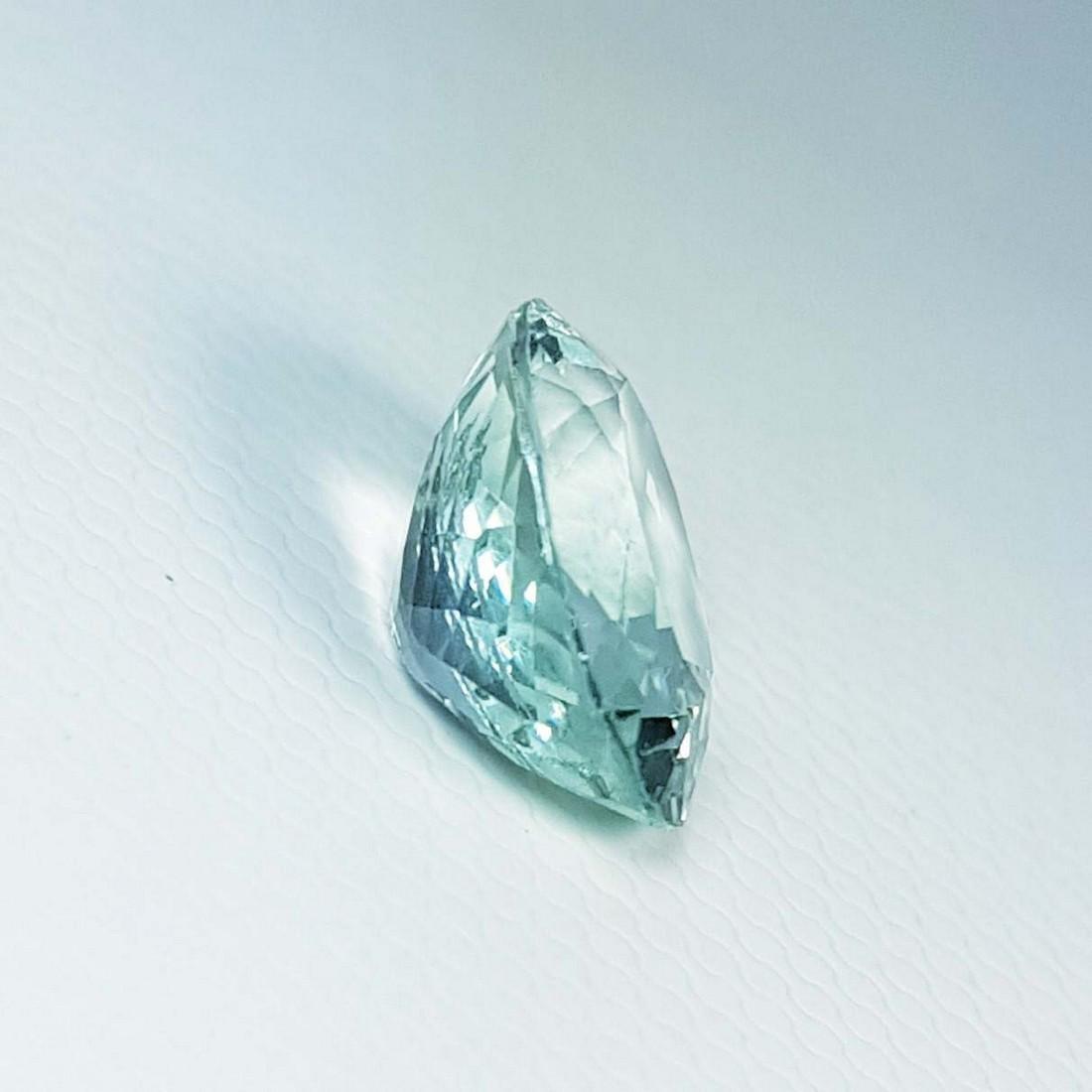 Collector Natural Aquamarine - 3.41 ct - 2