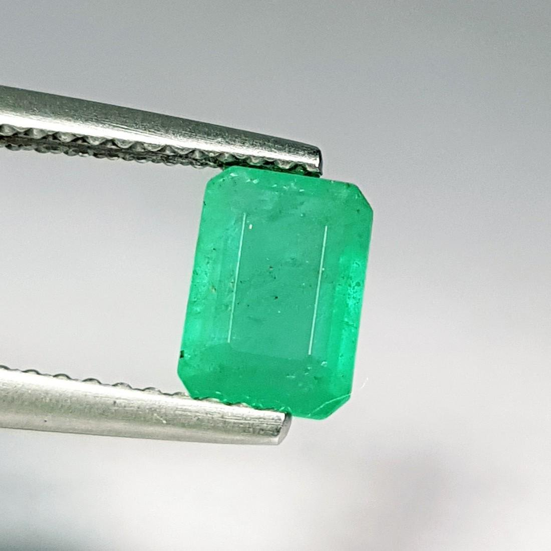 Lovely Gem Natural Emerald - 1.00 ct