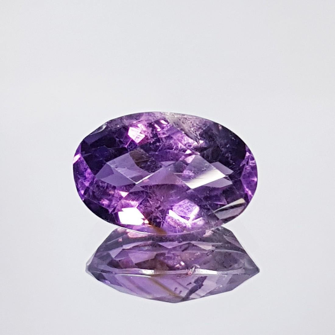Stunning Luster Natural Amethyst - 7.15 ct