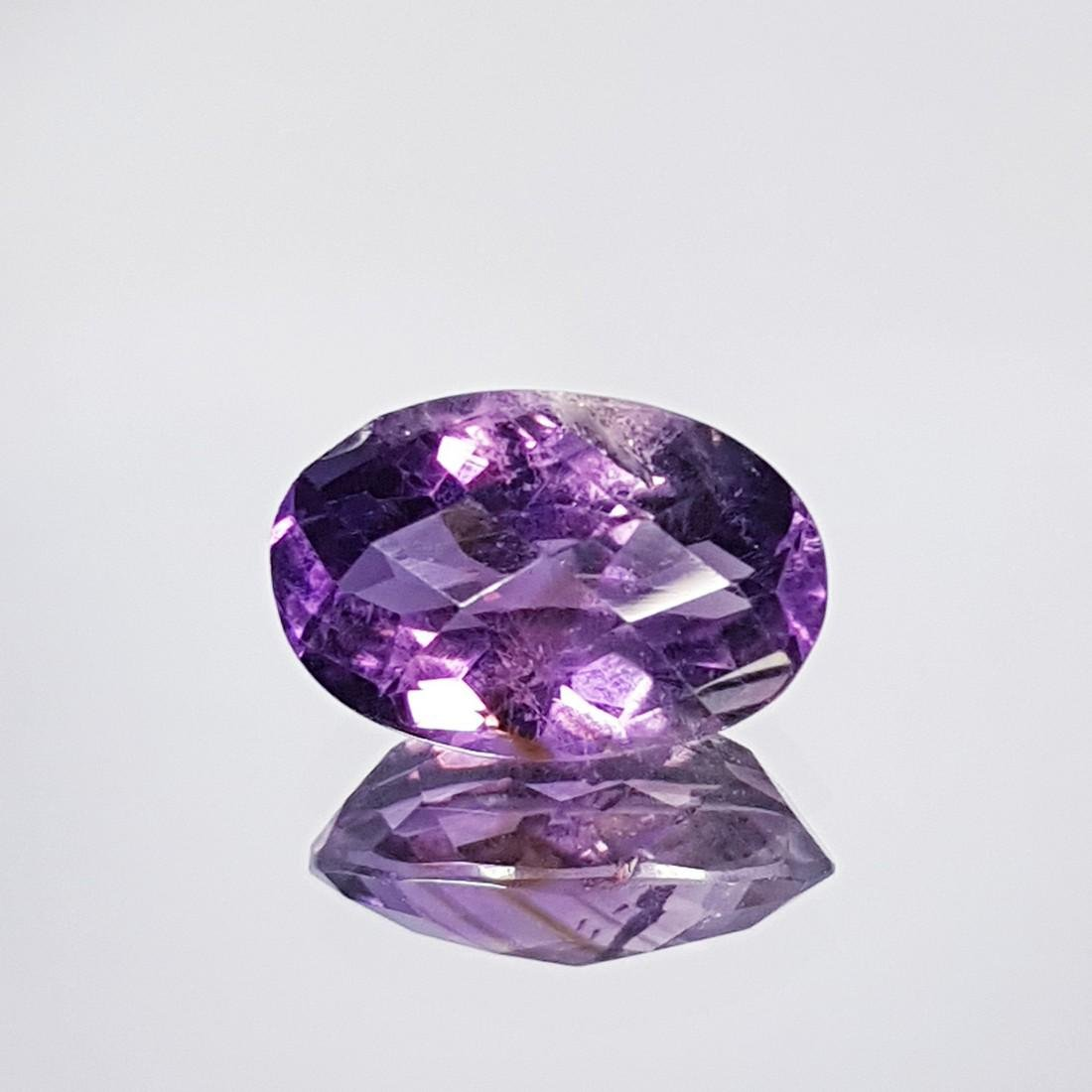 Stunning Luster Natural Amethyst - 7.15 ct - 2