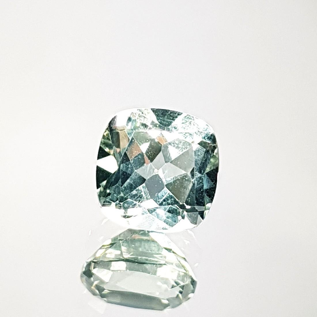 Stunning Luster Natural Green Amethyst - 2.10 ct