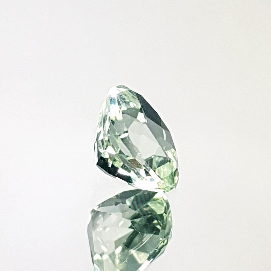 Stunning Luster Natural Green Amethyst - 2.10 ct - 3