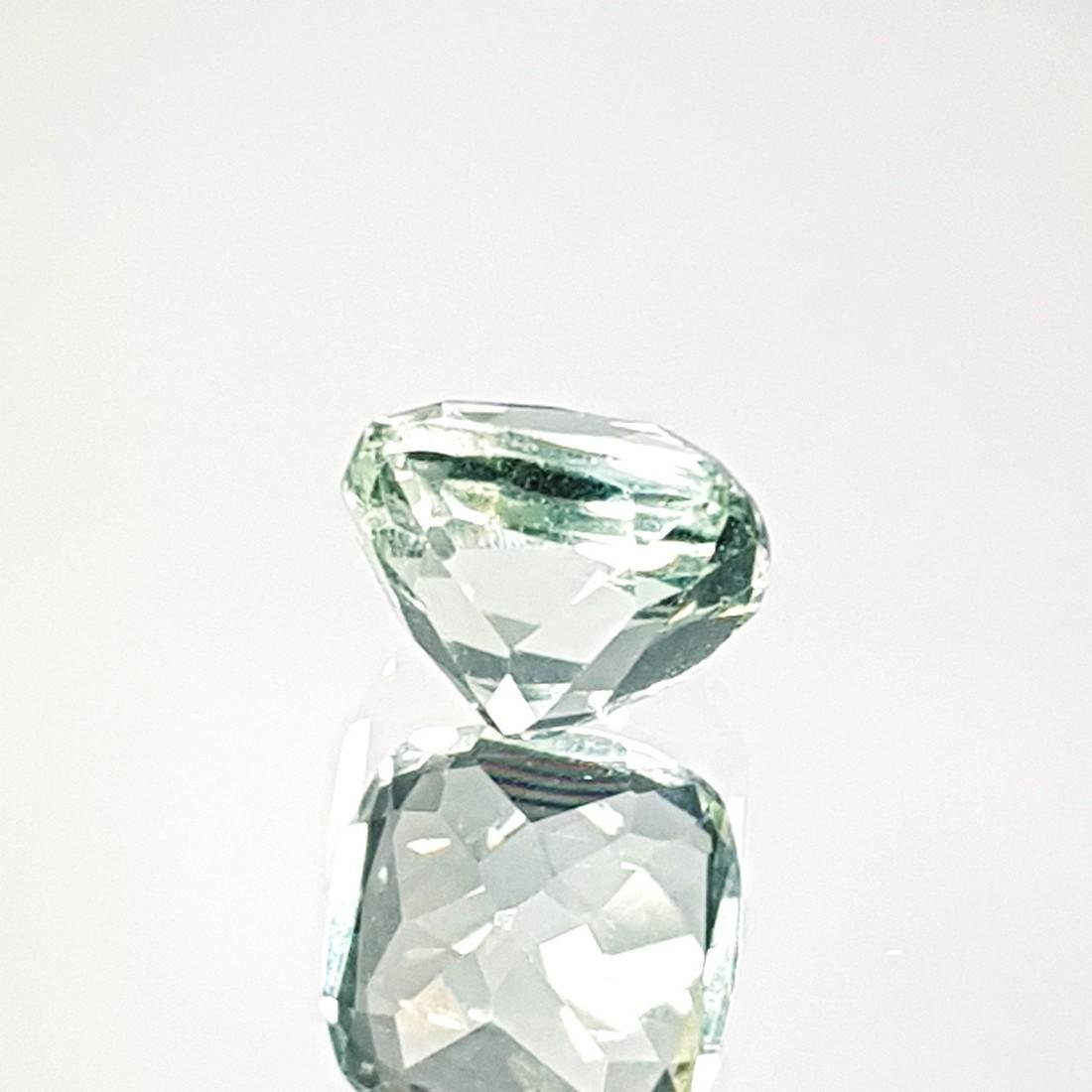 Stunning Luster Natural Green Amethyst - 2.10 ct - 4