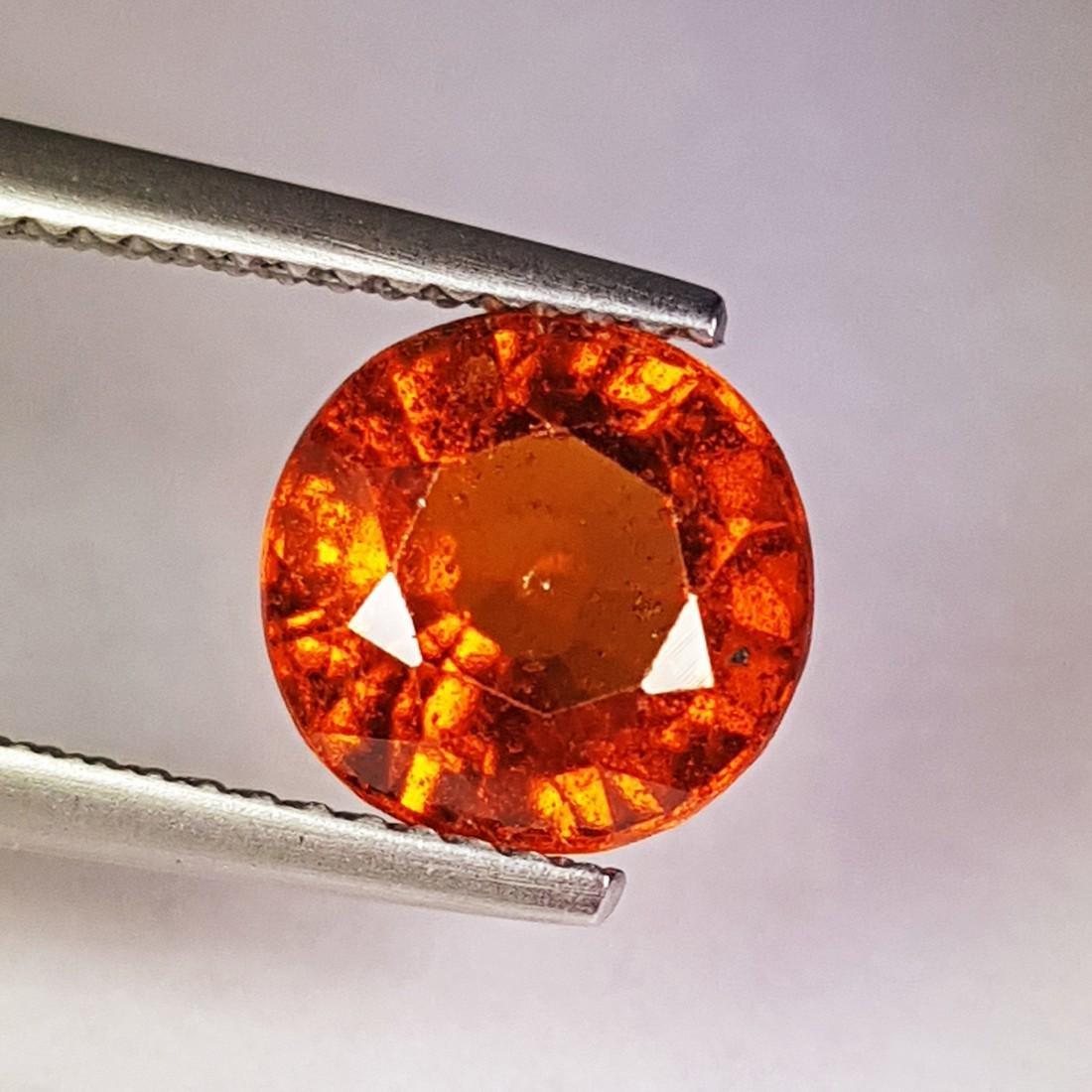 Hessonite Garnet - 3.00 ct - 2