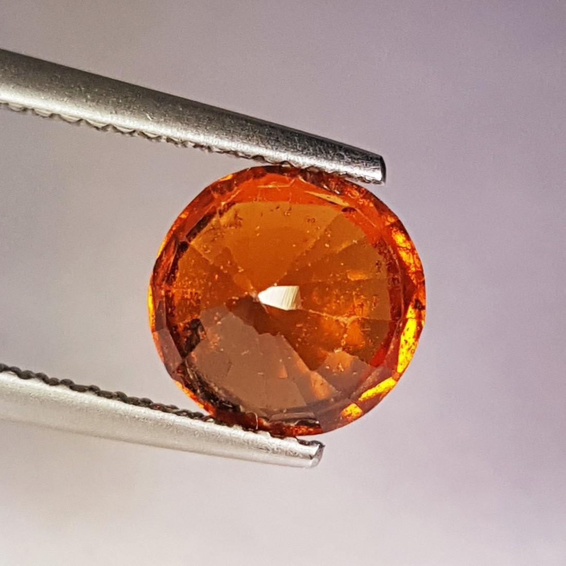 Hessonite Garnet - 3.00 ct - 3