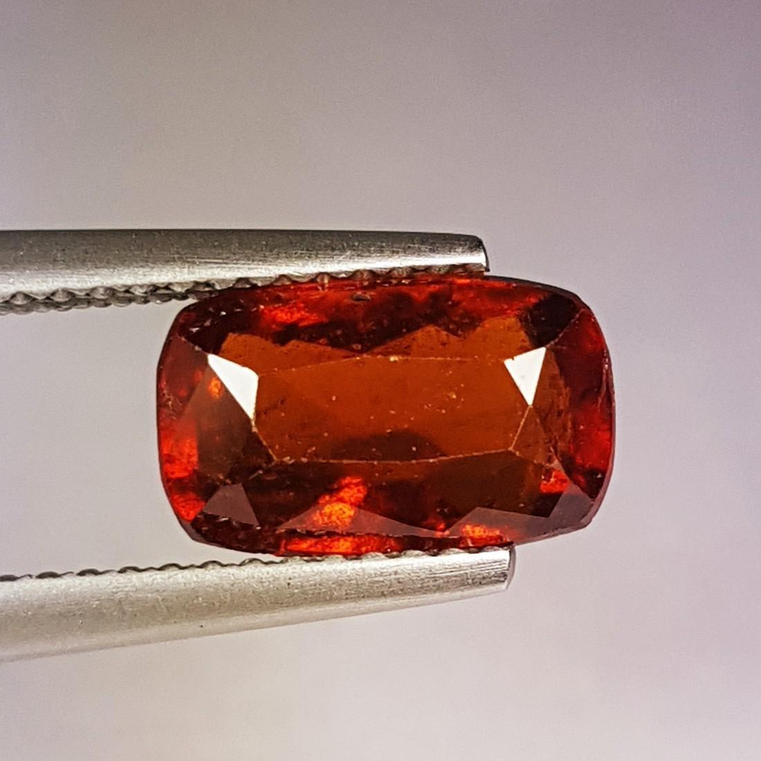 Hessonite Garnet - 2.80 ct - 2