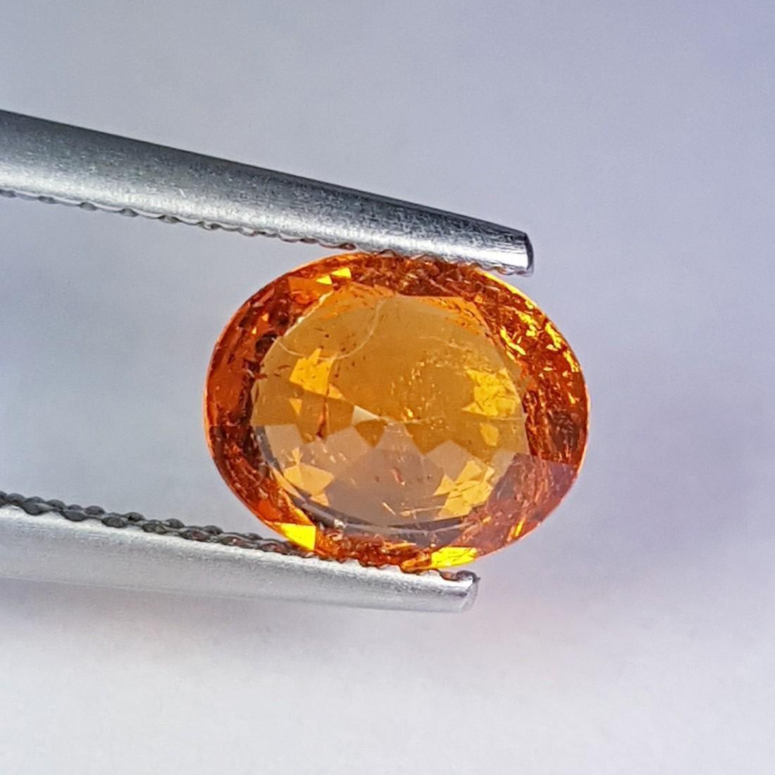 Natural Spessartite Garnet - 1.95 ct - 4