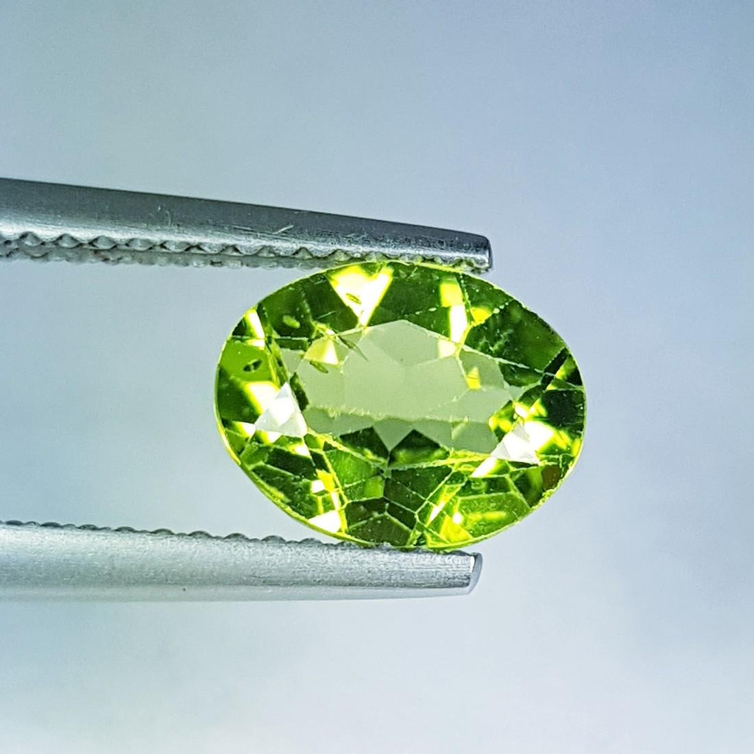 Top Grade Natural Peridot - 1.70 ct