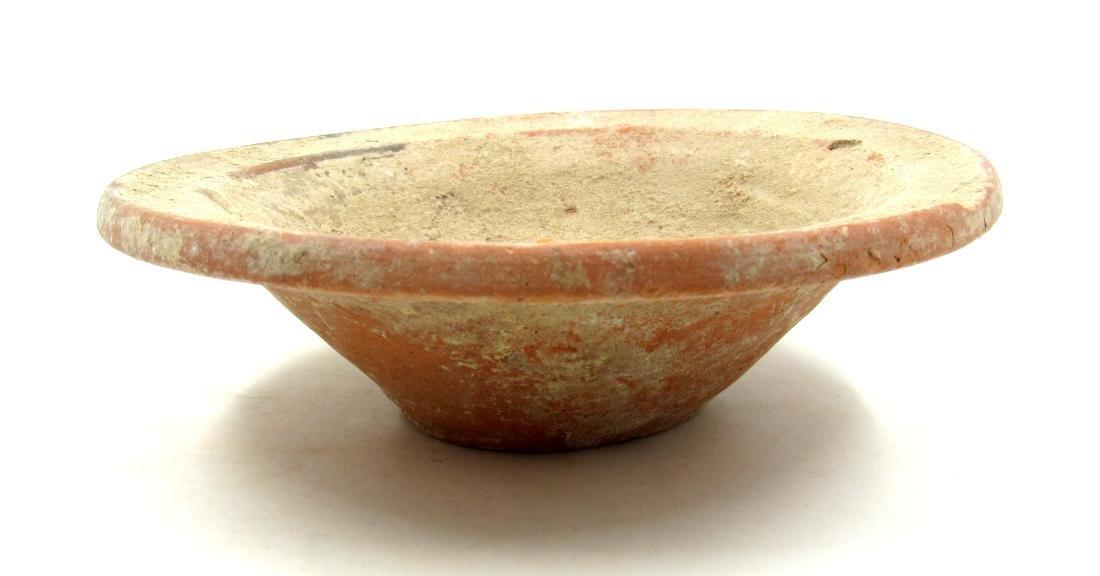 Ancient Roman Terracotta Bowl