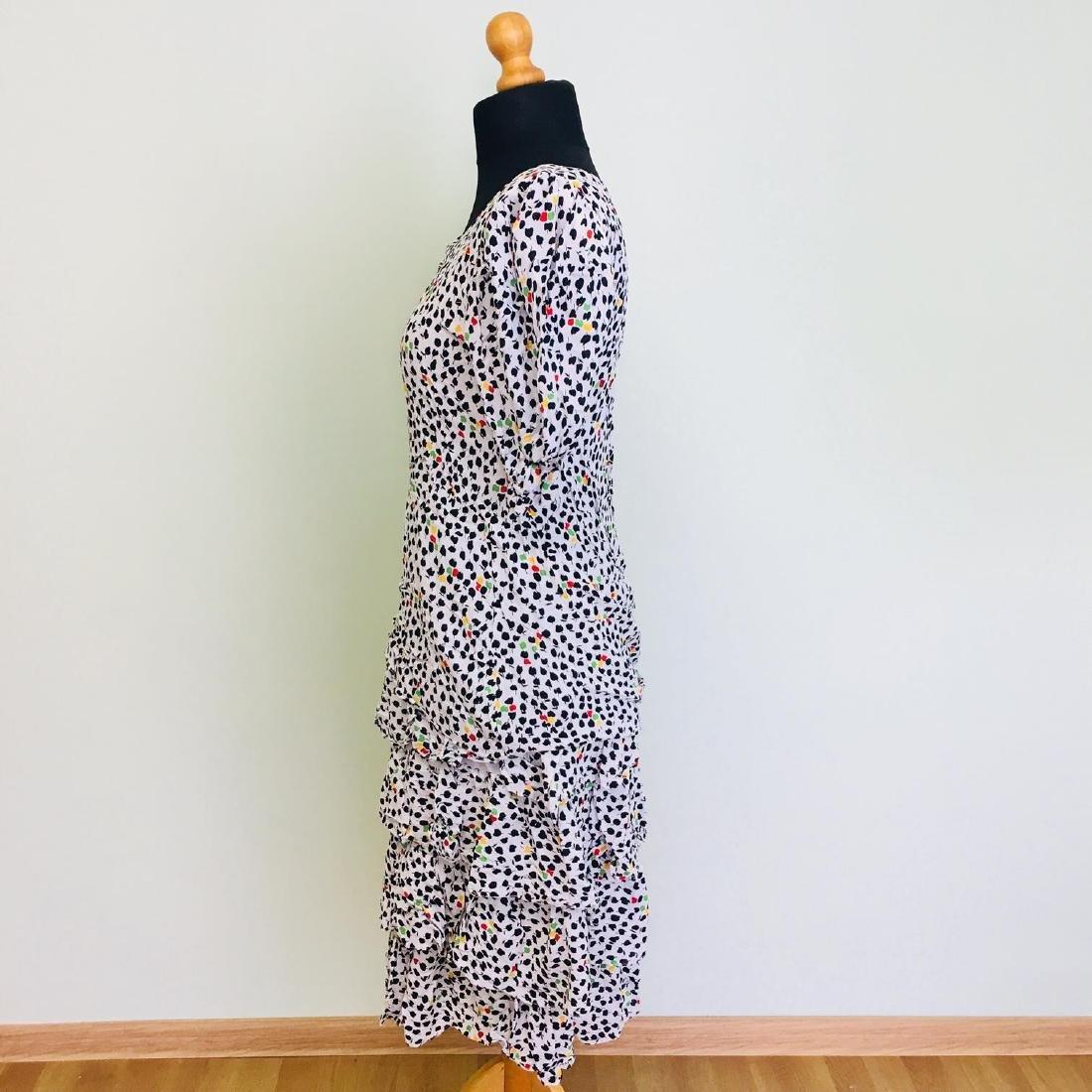 Vintage Women's Day Coctail Dress Size EUR 40 US 10 - 4