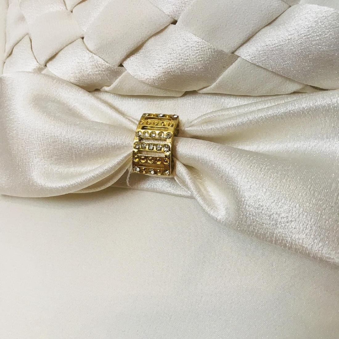 Vintage Women's White Designer Dress Size US 8 EUR 38 - 5