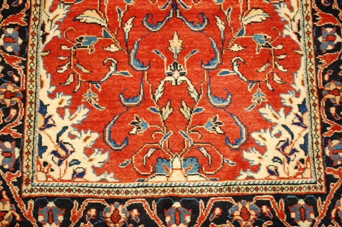 Antique Persian Sarouk Rug 2.9x15 - 4