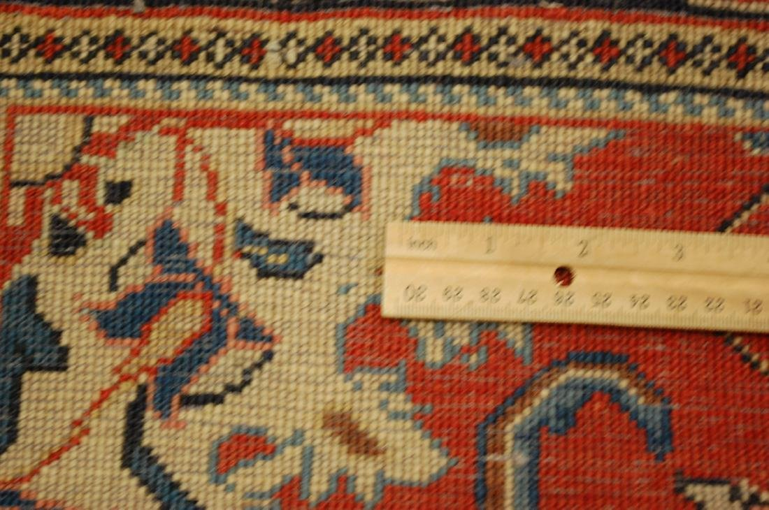Antique Persian Sarouk Rug 2.9x15 - 8